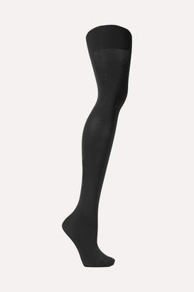 Spanx Luxe Leg High-rise 60 Denier Shaping Tights - Black