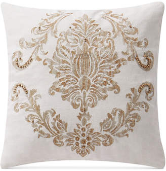 "Waterford Annalise 16"" Square Decorative Pillow Bedding"