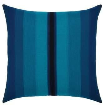Ombre Azure Indoor/Outdoor Accent Pillow