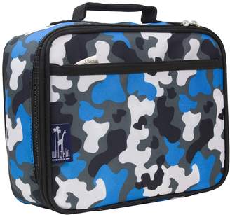 Wildkin Camo Lunch Box - Kids