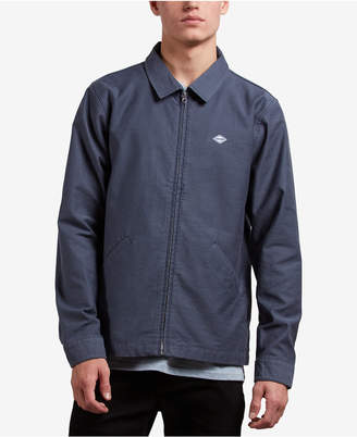 Volcom Men's Burkey Modern-Fit Full-Zip Jacket