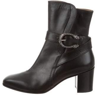 Gucci Dionysus Ankle Boots w/ Tags