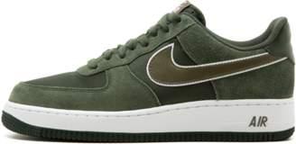 Nike Force 1 - Carbon Green/Medium Olive White