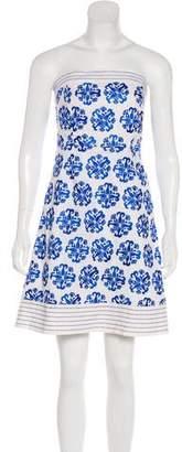 Lilly Pulitzer Strapless Mini Dress