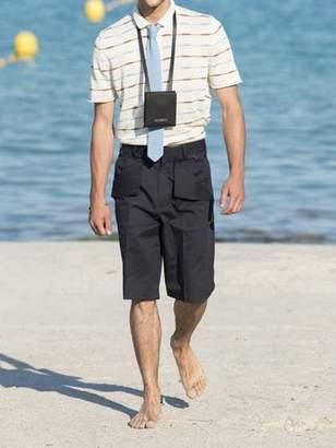 Jacquemus Le Short Marin Cotton Blend Shorts