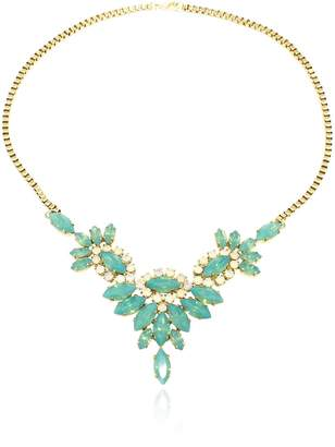 Rosaspina Firenze Pacific Opal Statement Necklace