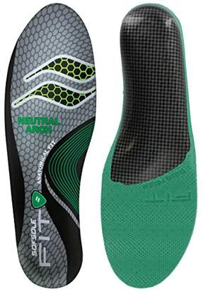 Sof Sole Fit Performance Insole, Neutral Arch, Men's 11-12