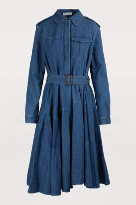 J.W.Anderson J W Anderson Belted shirt dress