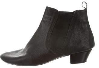 Repetto Round-Toe Chelsea Boots
