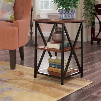 Andover Mills Creeksville End Table With Storage