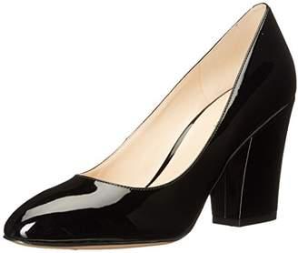 Nine West Women's NWSCHEILA3 Closed Toe Heels, (Black CU)