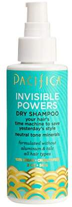 Pacifica Beauty Invisible Powers Dry Shampoo
