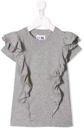 Nununu ruffle frill T-shirt