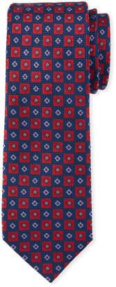 Neiman Marcus Square Silk Tie