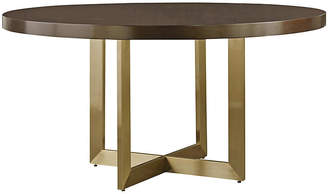 One Kings Lane Gibson Round Dining Table - Java
