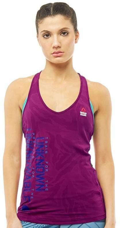 Damen CrossFit Speedwick Top Beeren Rosa