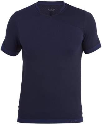Falke ESS V-neck jersey performance T-shirt