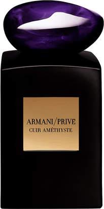 Giorgio Armani Privé Cuir Améthyste eau de parfum 100ml