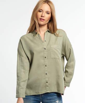 Superdry Tencel Delta Shirt