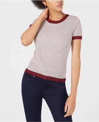Maison Jules Honeycomb Sweater