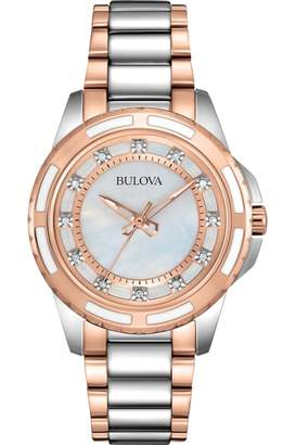 Bulova Ladies Watch 98S134