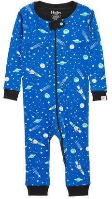 Hatley Organic Cotton Fitted One-Piece Pajamas