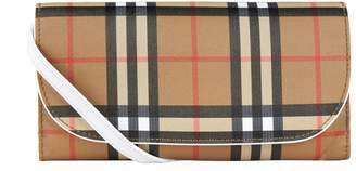 Burberry Henley Vintage Check Cross Body Bag