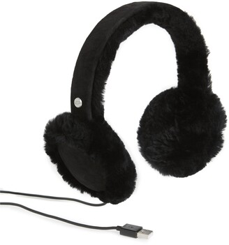 UGG Collection Genuine Shearling Bluetooth® Earmuffs