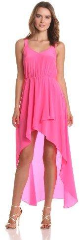 Amanda Uprichard Women's Hi Lo Maxi Dress