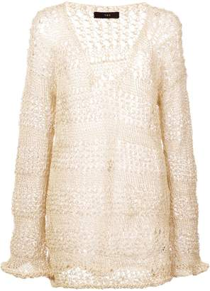Voz loose knit sweater