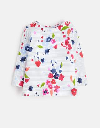 Joules Clothing Harbour print Jersey Top