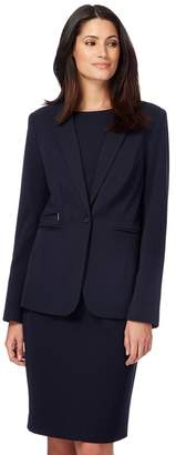The Collection Petite - Navy Suit Jacket