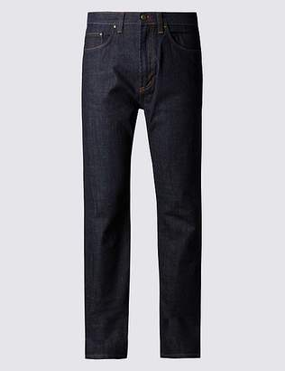 "Marks and Spencer Big & Tall Regular Stretch StayNewâ""¢ Jeans"