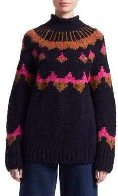 A.L.C. Shapiro Alpaca& Wool Sweater