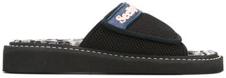 See By Chloé printed insole pool slides $165.88 thestylecure.com
