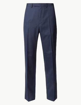Marks and Spencer Big & Tall Indigo Regular Fit Trousers