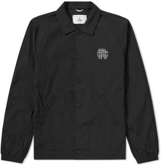 Reigning Champ Snap front Coach Jacket