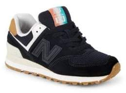 New Balance Classics Miusa 574 Lace-Up Sneakers