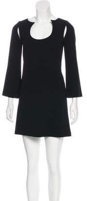 Diane von Furstenberg Delores Crepe Dress w/ Tags
