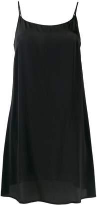 Pierantonio Gaspari Pierantoniogaspari contrast-trim dress