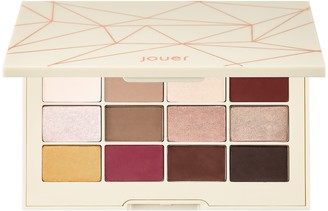 Jouer Cosmetics - Rose Gold Eyeshadow Palette