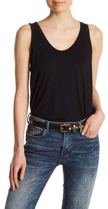 SUSINA Shirred Back Tank $12.97 thestylecure.com