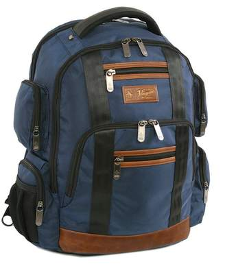 Original Penguin Peterson Laptop Backpack - Navy