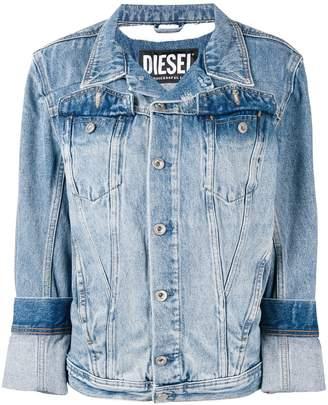Diesel slim fit denim jacket