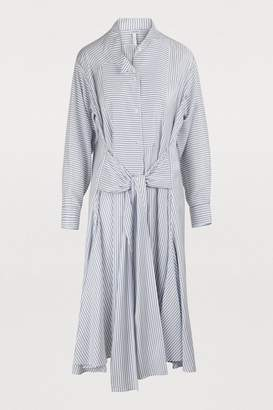 Loewe Striped shirtdress