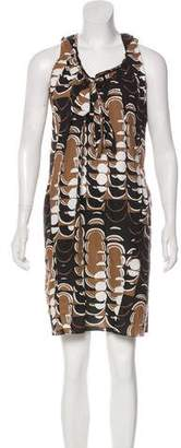 Marni Printed Shift Dress