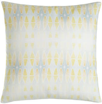 """Bunglo Beverly Pillow, 20""""Sq."""
