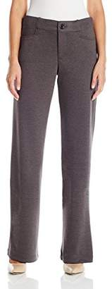 Lee Indigo Women's Ponte Knit Pant