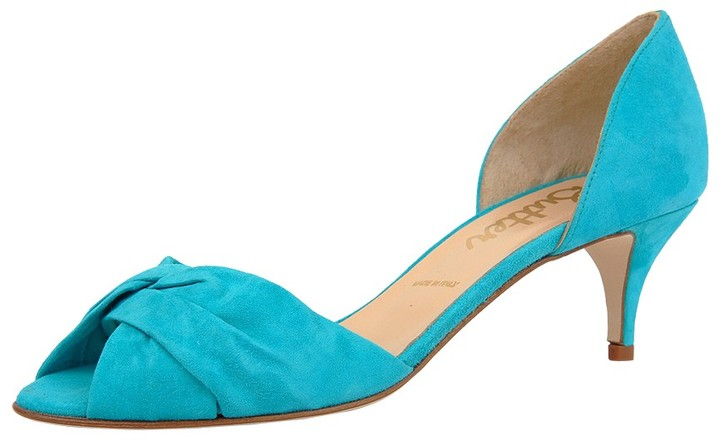 Butter Shoes Pluto in Turquoise Suede