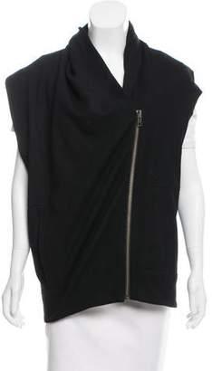 Helmut Lang Oversize Wool Vest